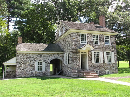 Painting Stone Exterior Of House