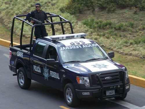 Ford Pickup Policia Federal Mexico Mathiasl 252 Flickr