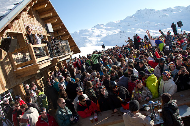La Folie Douce Val Thorens Three Valleys France Flickr