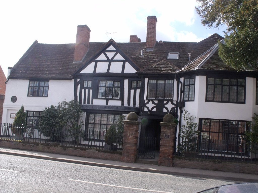 ... Yew Tree House, High Street, Henley-in-Arden | by ell brown