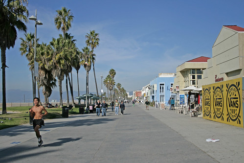 Ocean Front Walk - Venice (California USA) | by Meteorry