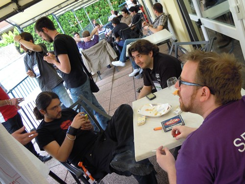 Geeks at phpDay2011 | by Tassoman