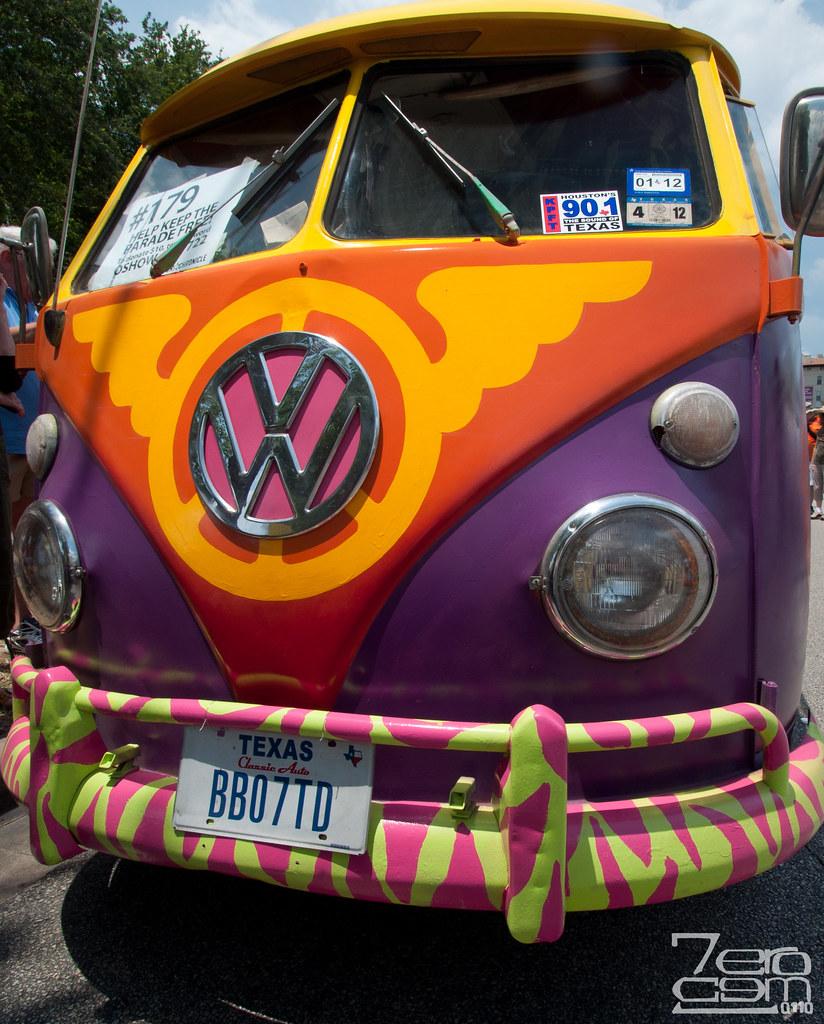 Houston Art Car Parade 2011 Taken At The Houston Art Car