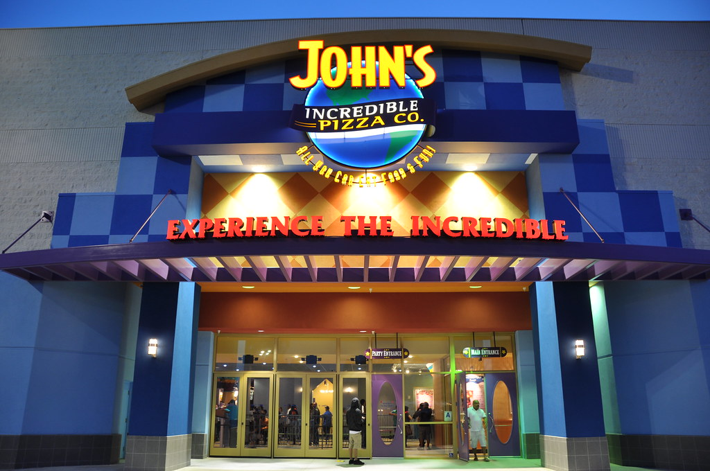 johns incredible pizza company 3700 s maryland pkwy