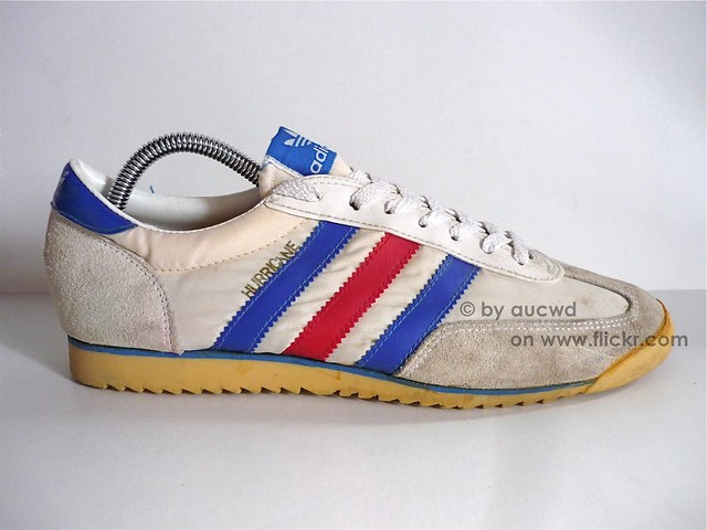 ... 70`S / 80`S VINTAGE ADIDAS HURRICANE SHOES | by aucwd