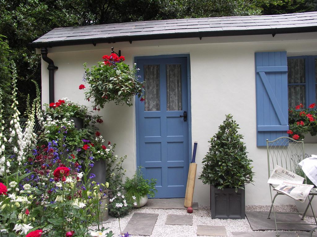 Cottage Gardens Chelsea Flower Show 2009 Robin Denton