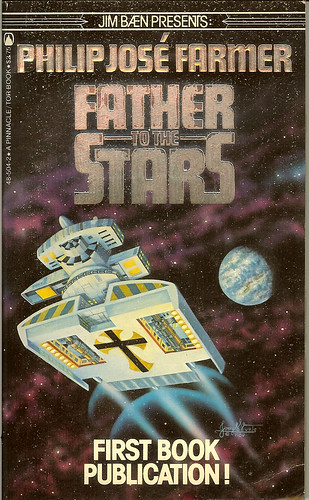 Father To The Stars - Philip Jose Farmer - cover artist  Janny Wurtz