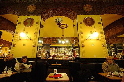 Trieste Cafe San Marco