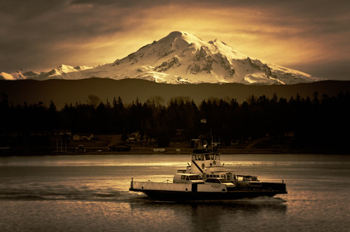 Lummi Island Ferry | by EdBob