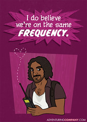 LOST Valentine's Day Card 06: Sayid | by Lee Bretschneider