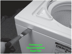 Popping the Top on a Maytag Atlantis or Performa Washer | by Zenzoidman
