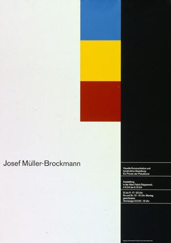 Josef Müller-Brockmann | Design – Josef Müller-Brockmann ...
