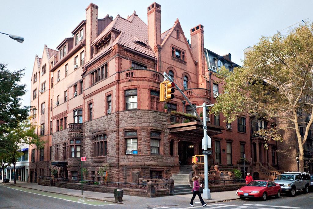 Herman Behr House 1890 84 Pierrepont Street Brooklyn H