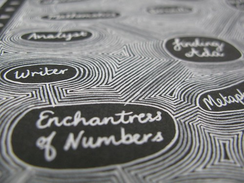 Enchantress of Numbers | by creating in the dark
