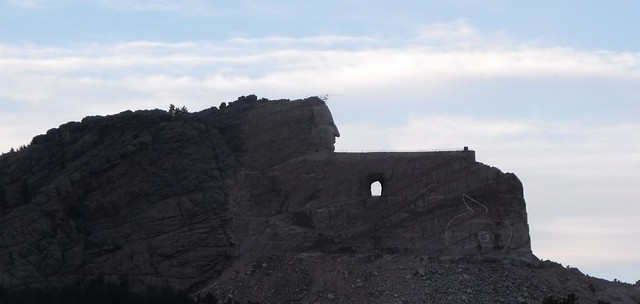 Crazy horse monument completion date in Melbourne