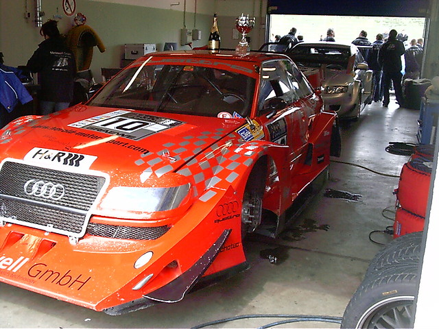 Willi Herold Audi S2 Quattro Turbo Retroracer2 Flickr