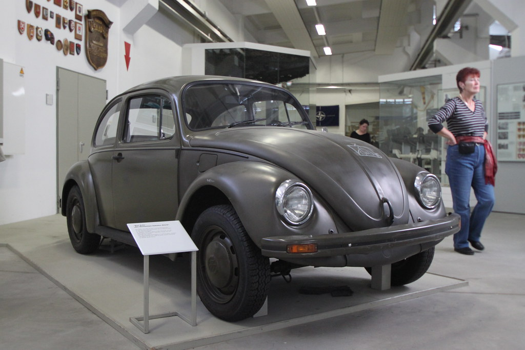 museum der bundeswehr dresden volkswagen k fer type 82e flickr. Black Bedroom Furniture Sets. Home Design Ideas