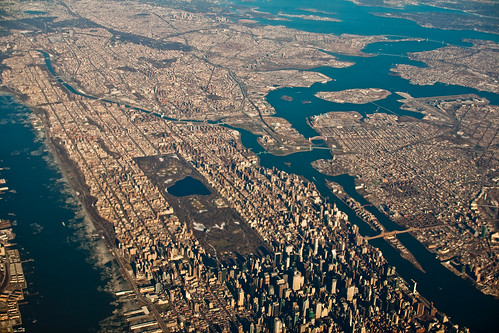 Flying over Central Park | by mwan333
