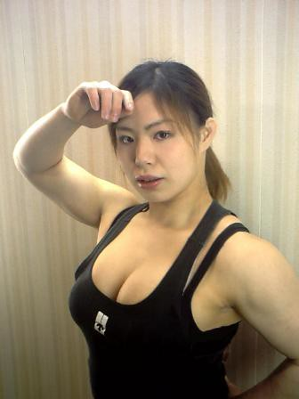Sexy mma fighter rin nakai hot pics 2