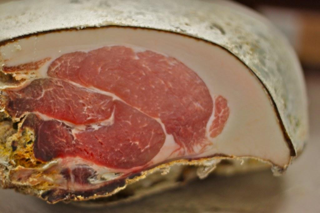 how to make smoked prosciutto