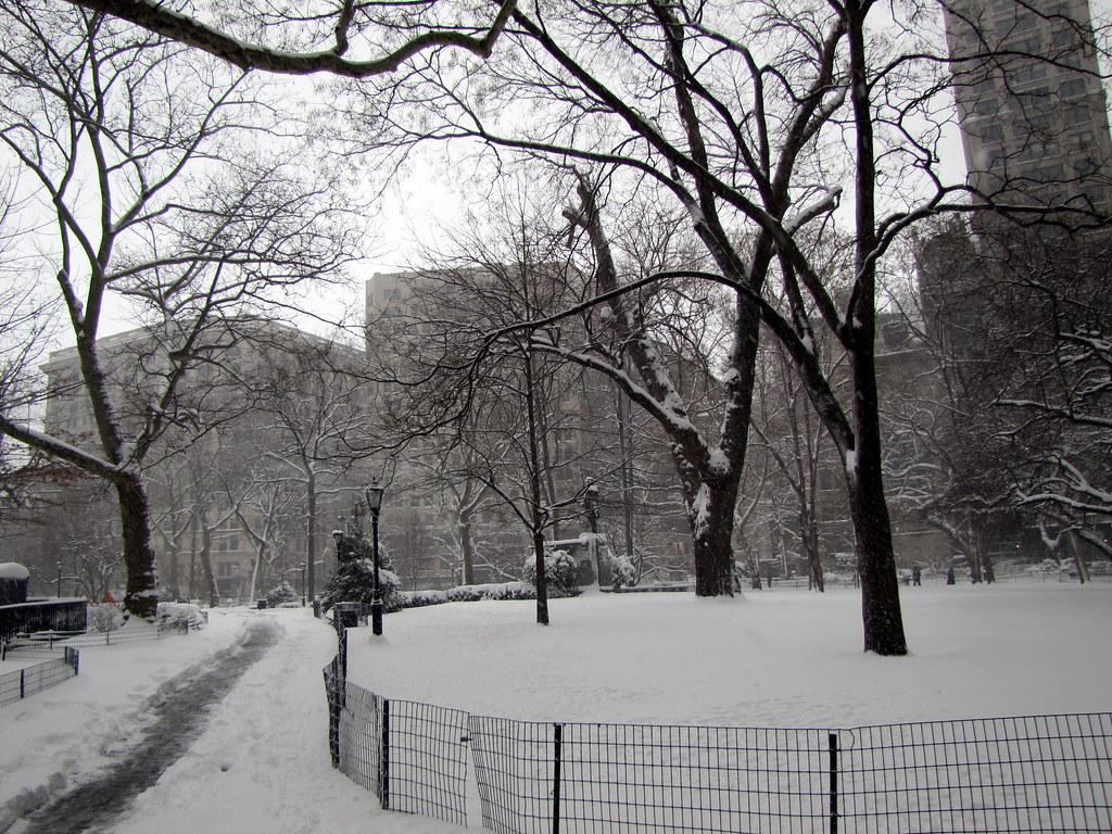 Image result for new york snowfall