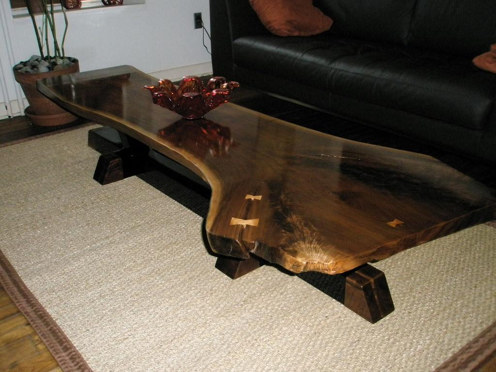 Black Walnut Coffee Table My Black Walnut Coffee Table Clint Flack Flickr