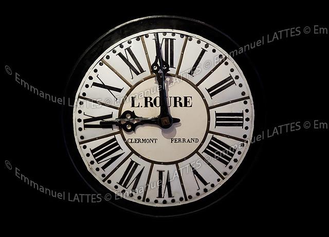 Cadran D Horloge Ancienne En T 244 Le 233 Maill 233 E France Flickr