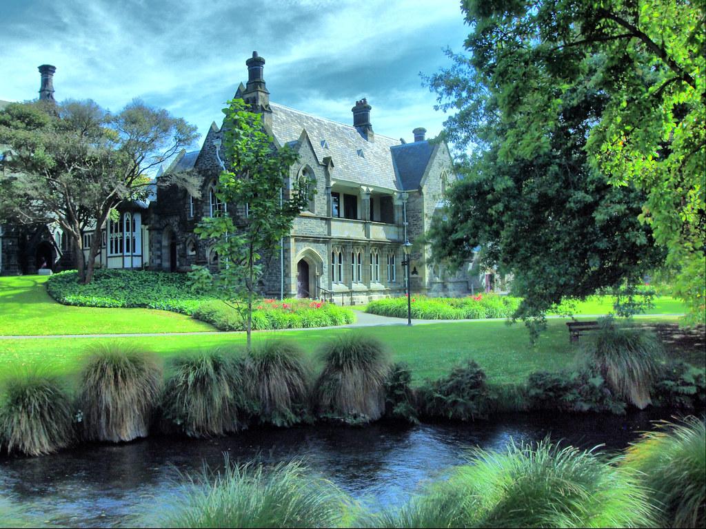 Christchurch Canterbury New Zealand
