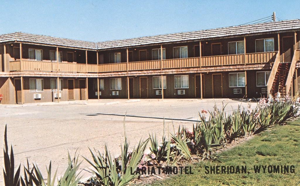 Lariat Motel - Sheridan, Wyoming