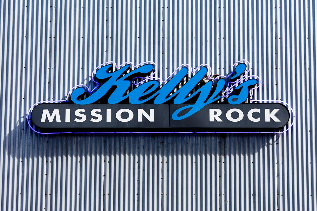 Mission Rock Cafe Menu