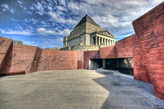 Shrine of Remembrance | by Wojtek Gurak