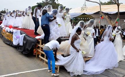 Uganda wedd
