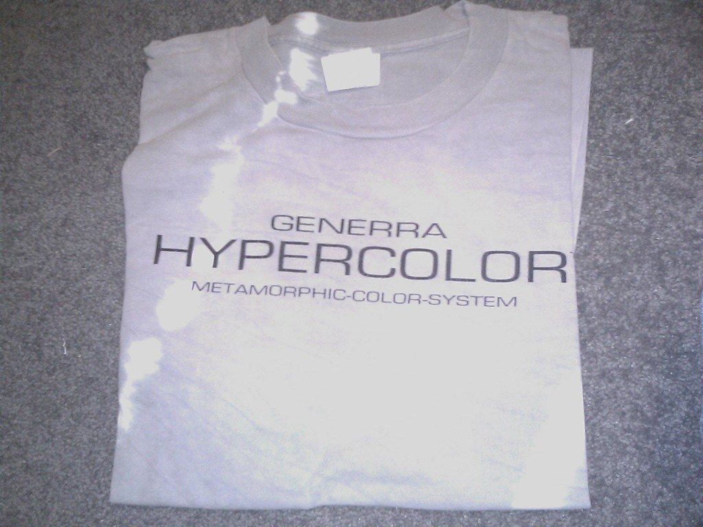 69c25fe79 Hypercolor T Shirts | RLDM