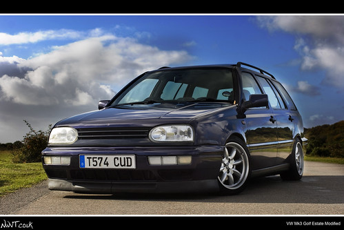 Golf 5 Modified >> Volkswagen Golf Estate Mk3 Modified Front Quarter Low Shot… | Flickr