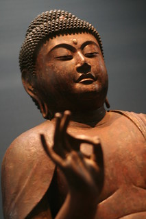 Buddha Statue, Tokyo National Museum | by fakelvis