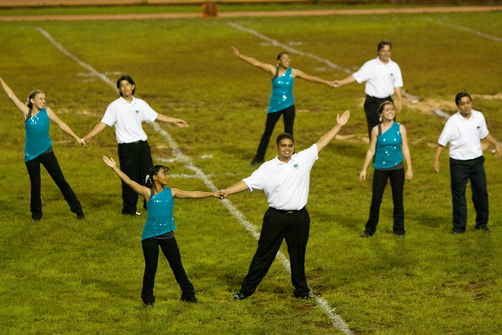 "Kapolei High School ""Hurricane"" Marching Band   Shireen Garcia ... Hurricane"