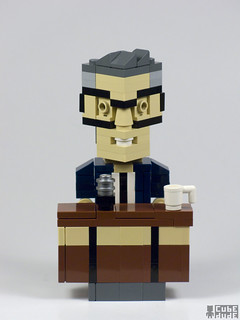 CubeDude Ira Glass | by MacLane