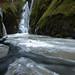 Oneonta Ice Falls