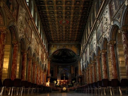 anche roma ha la sua basilica di san marco adelmo vitturini flickr. Black Bedroom Furniture Sets. Home Design Ideas