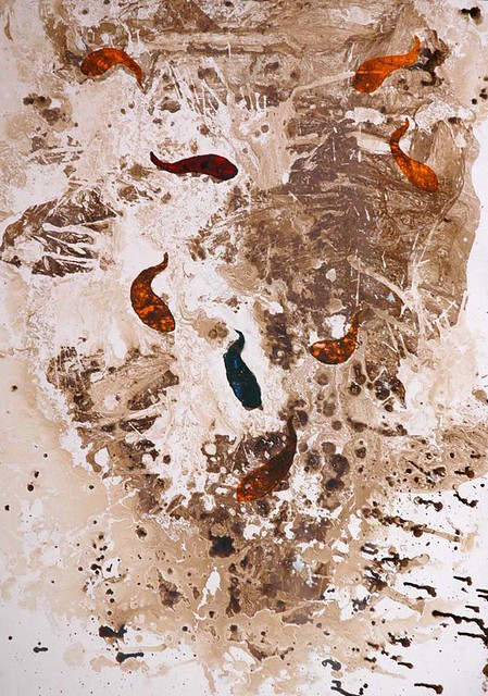 Moby Dick, La danza de los Peces IX, Esteban Ruiz