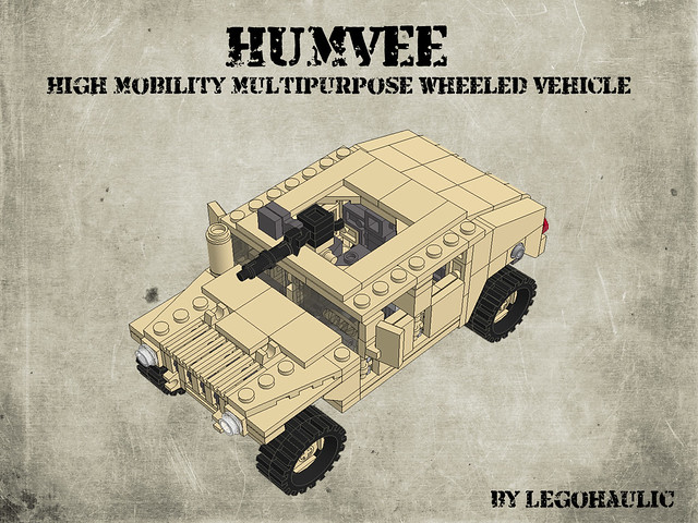 Humvee Instructions Instructions For Humvee With Independe Flickr