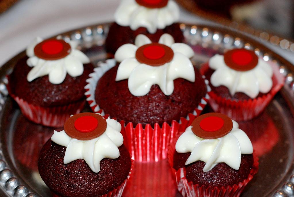 Red Velvet Boxmix Vegan Cake
