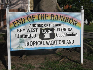 End Of The Rainbow Tropical Vacationland | by Shoestring Weekends