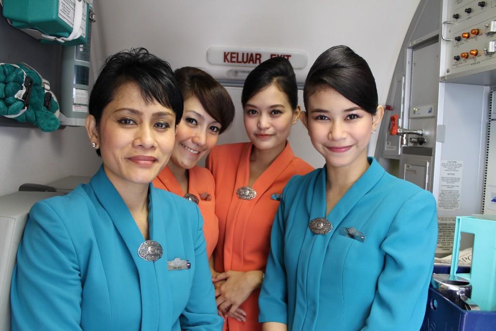 Garuda Indonesia Flight 200