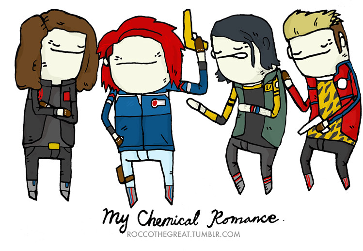 my chemical romance killjoy outfits rocco the great flickr rh flickr com