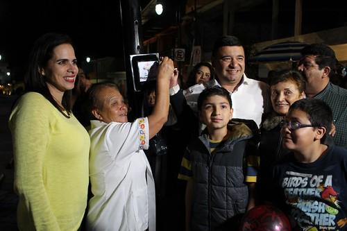 ENTREGA GOBIERNO MUNICIPAL REHABILITACIÓN DE CALLE FRANCISCO OROPEZA