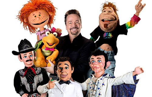Dr. Phillips Center presents Terry Fator