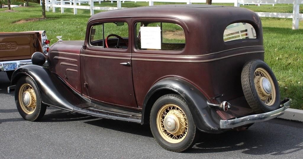 1934 chevrolet standard 2 door coach richard spiegelman for 1934 chevrolet 2 door sedan