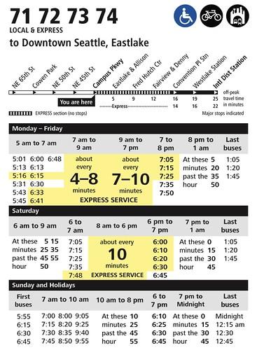 Translink 555 bus schedule-5535