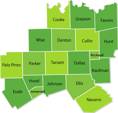 North Texas Counties Served By Paloma Home Health Agency Flickr